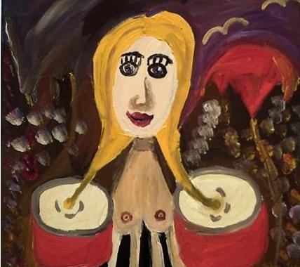 Die Musikfrau