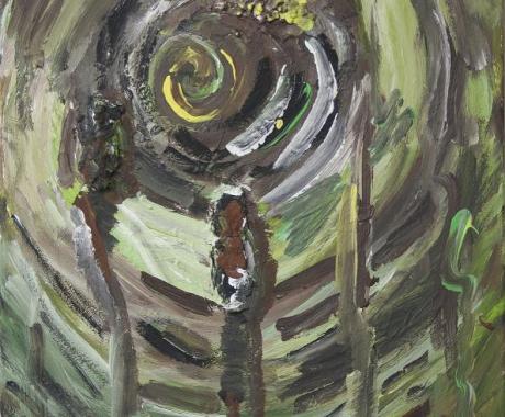 Der grüne Strudel