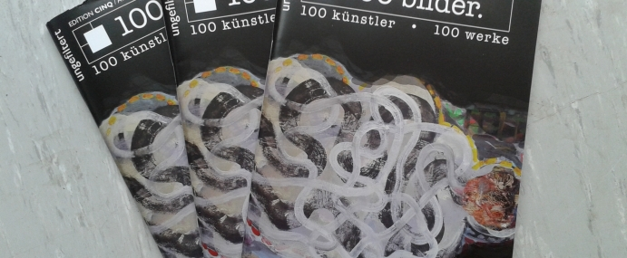 100bilder – Kunstheft