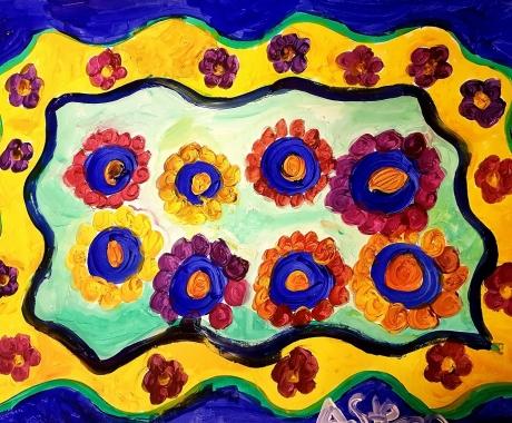 Der orientalische Teppich